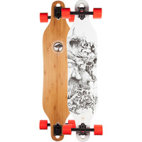 Arbor Axis Bamboo Skateboard Multi One Size For Men 26263995701