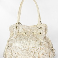 Cinched Lace Purse - 's  | Buckle