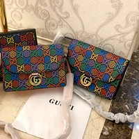 GUCCI Double G Jumping Candy Series Women's Shoulder Bag Crossbody Bag