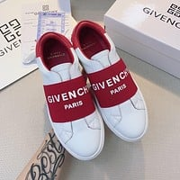 Givenchy new sports fashion white shoes casual shoes