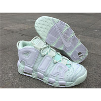 Nike Air More Uptempo Barely Green Sneaker US5.5-12