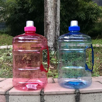 Large Capacity 1L/2L Plastic Water Bottle Sports Picnic Bicycle Space Kettle BPA Free My Drink Bottle Shaker Eco-Friendly