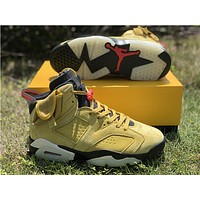 Travis Scott X Air Jordan 6 CN1084-300