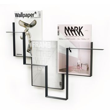 Guidelines Magazine Rack - A+R Store