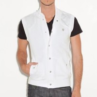 G by GUESS Aubrey Vest: Amazon.com: Clothing