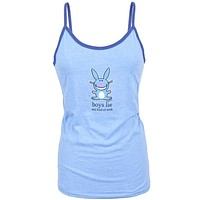 Happy Bunny - Boys Lie Juniors Camisole