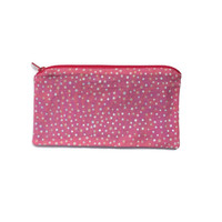 Make Up Pouch, Zippered Make Up Bag, Small Purse, Cloth Wallet