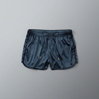 Pull-On Track Shorts
