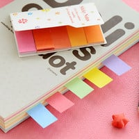 1 Pics Post It Planner Stickers Sticky Notes Scrapbooking Stickers Stationary Stationery Office Supplies Memo Pad Page Flags