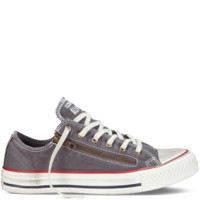 Chuck Taylor Washed Double Zip Canvas - Converse