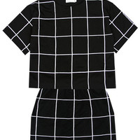 Checkered Suit Set ($24.00) - Svpply