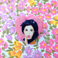Marina and the Diamonds Brooch
