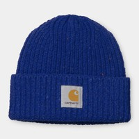 Anglistic Beanie in Thunder Blue Heather