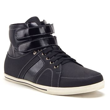 Men's Lace Up High Top Casual Sneakers Chukka Boots Shoes