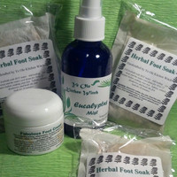 Foot Therapy Gift Box For Mother's Day