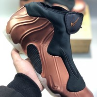 Nike Air Flightposite one Nike Solo Slide cheap Men's and women's nike shoes