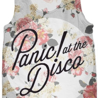 Panic! At The Disco Floral
