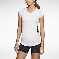 The Nike Dri-FIT Court Raider Women's Volleyball Shirt.