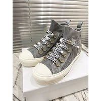 DIOR Women Casual Shoes Boots fashionable casual leather12