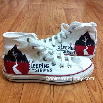 Sleeping With Sirens Shoes
