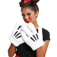 Disney Minnie Mouse Ears & Gloves Costume Kit
