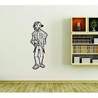 Cholo Og Gangster Mexican Vinyl Wall Decal Sticker