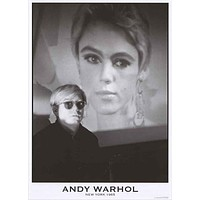 Andy Warhol New York 1965 Poster 24x33