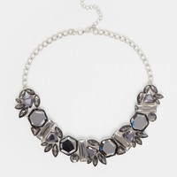 River Island Mixed Stone Short Necklace