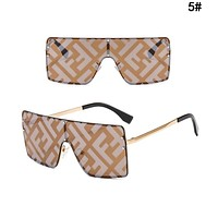 FENDI Summer Trending Women Men Sun Shades Eyeglasses Glasses Sunglasses 5#