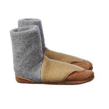 Toddler Slipper Boots, Baby Cashmere Shoes