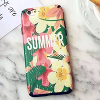 Originality Summer Cherry Leather iPhone 5se 5s 6 6s Plus Case Cover + Nice Gift Box 354