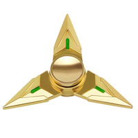 Metal Triangle Gyro EDC Hand Spinner For Autism and ADHD Anxiety Gift Stress Relief Focus Toys