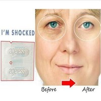10 Pieces/lot Jeunesse Instantly Ageless Products Anti Aging Anti Wrinkle Cream Argireline Face Lift Serum Eye Bags Remove [8833958156]