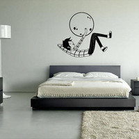 Marshall Lee Wall Decal Adventure Time