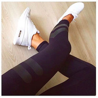 Women's Fashion Sports Pants (Many Colors) [10837029007]