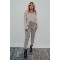 For Everything Sweater: Beige