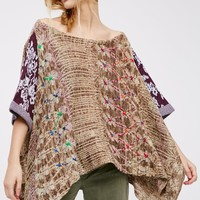 Free People Fressia Pullover