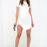 So Typically Me Ivory Dress