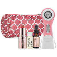 Clarisonic Aria Glowing Collection with Josie Maran