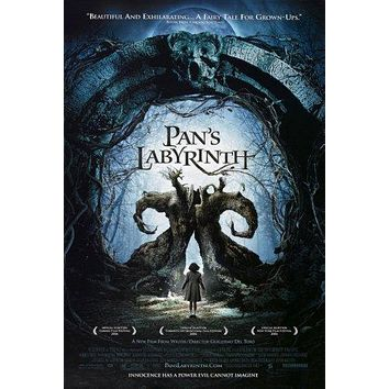 Pans Labyrinth poster 11Inx17In Poster
