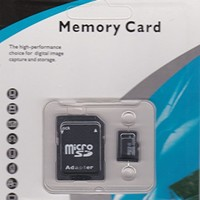 128GB MICRO SD HC UPGRADE CARD + FREE ADAPTER for mobile - ships from Canada