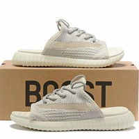 Yeezy Boost 350 V2 Slipper Cream White 36-45