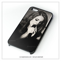 Lana Del Rey Great Gatsby Design iPhone 4 4S 5 5S 5C 6 6 Plus , iPod 4 5 , Samsung Galaxy S3 S4 S5 Note 3 Note 4 , HTC One X M7 M8 Case