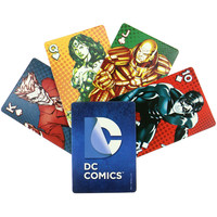 HEROES & VILLAINS PLAYING CARDS