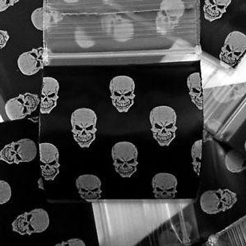 Apple Bags 1515 Skull Face