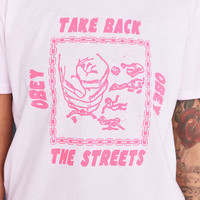 OBEY Take Back The Streets Tee - Urban Outfitters