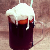 Scented Ice Cream Float Candle 16oz