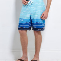 Mens Swim Trunks: Whale Fade Board Shorts for Men– Vineyard Vines