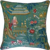 Yangtze River Jade Pillow