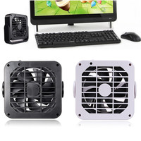 universal Portable 5 V power Supply Super Mute USB Desk Fan Cooler Cooling for PC Computer Desktop Laptop Notebook High Quality